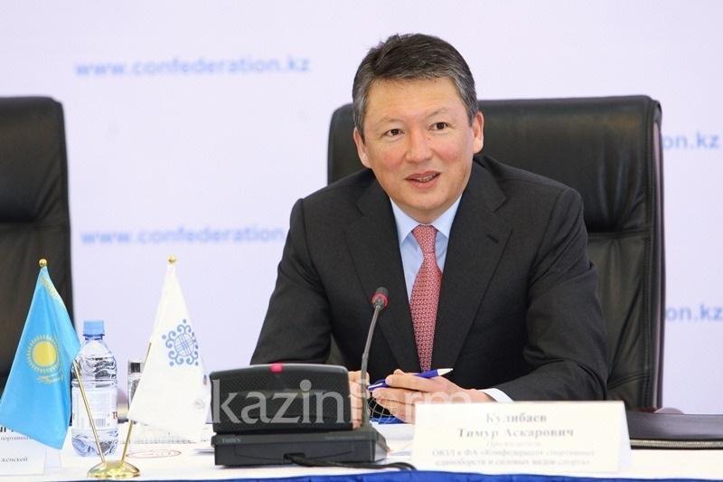 Тимур Кулибаев переизбран председателем президиума НПП «Атамекен»