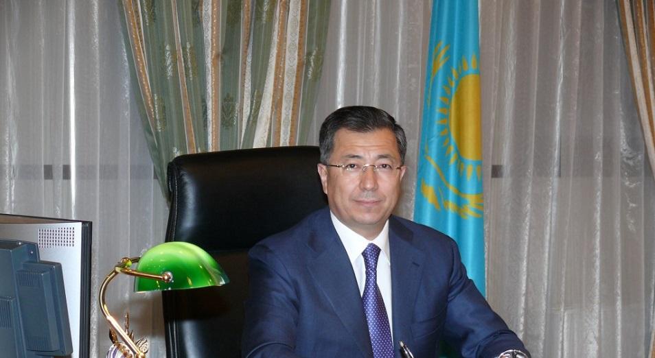 Сменился аким Южно-Казахстанской области