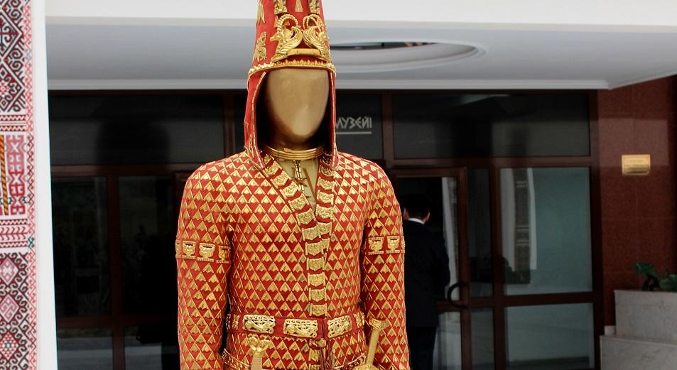 «Золотой воин» заманит туристов в Казахстан