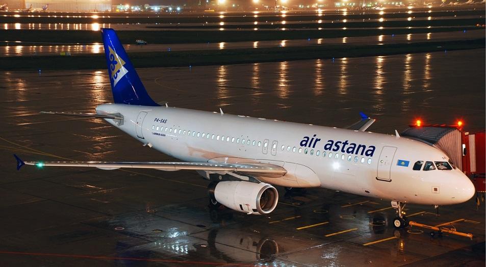 Lufthansa Technik обслужит двигатели Air Astana