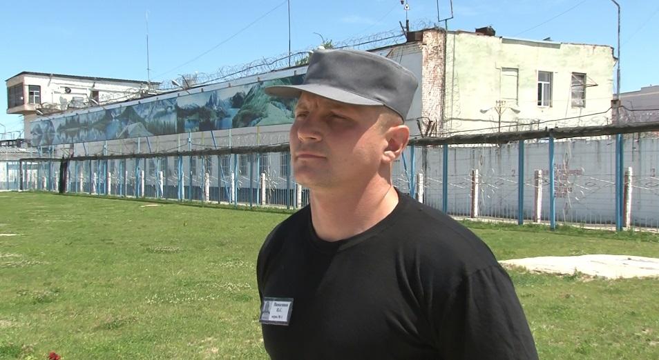 Заключенный открыл бизнес в колонии Алматинской области