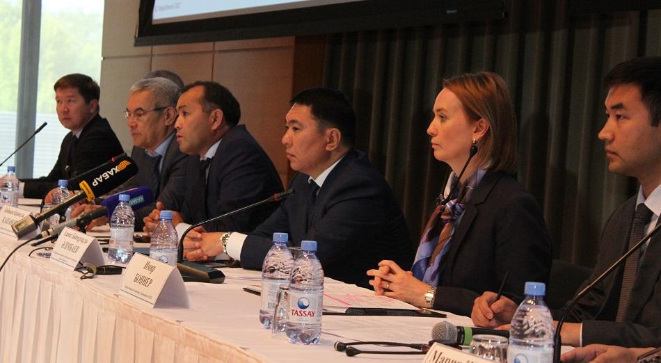 ЧП на Тенгизе: ТШО заявил о безвредных выбросах