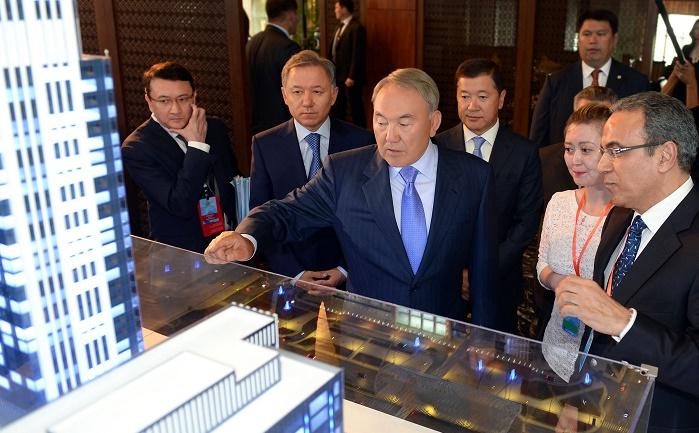 Иностранные инвесторы реализуют в Казахстане проекты на 104 млн долларов