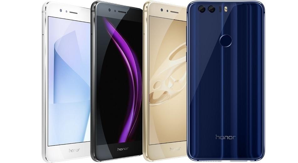 Huawei Honor 8 и Honor 8 Pro: онлайн-покупки сберегут ваше время