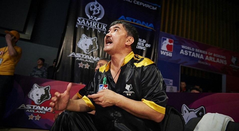 WSB: Astana Arlans в полуфинале хочет усилиться Левитом