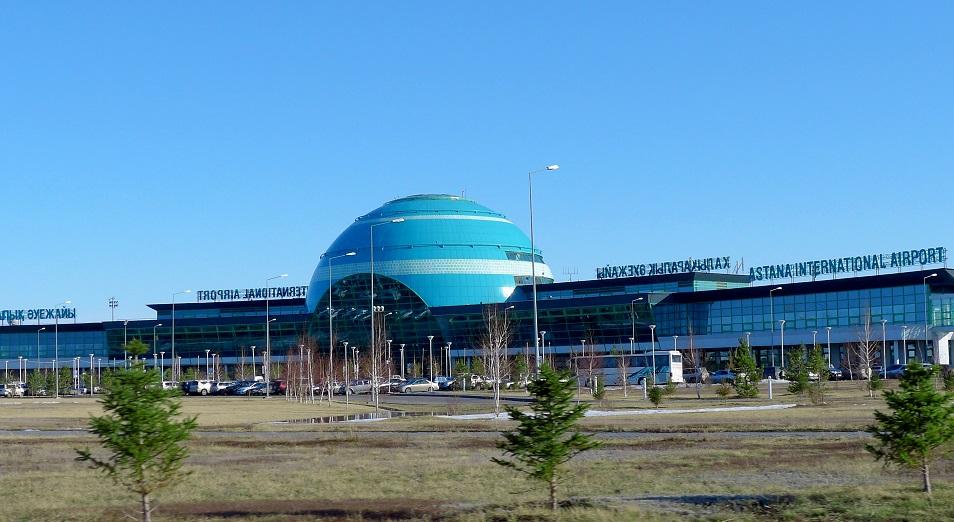 БРК открыл финансирование столичного аэропорта, БРК  ,Банк развития Казахстана,Байтерек,аэропорт,Паоло Ричиотти ,Балжан Есенбаева,EXPO-2017
