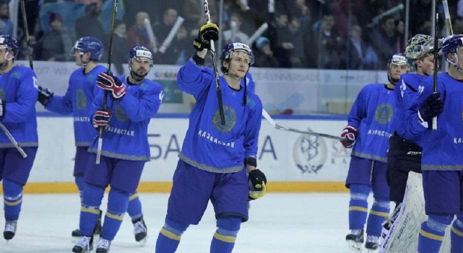Универсиада: серебряный финиш казахстанских хоккеистов, Универсиада,Универсиада-2017,Хоккей,Алматы,Казахстан,Россия
