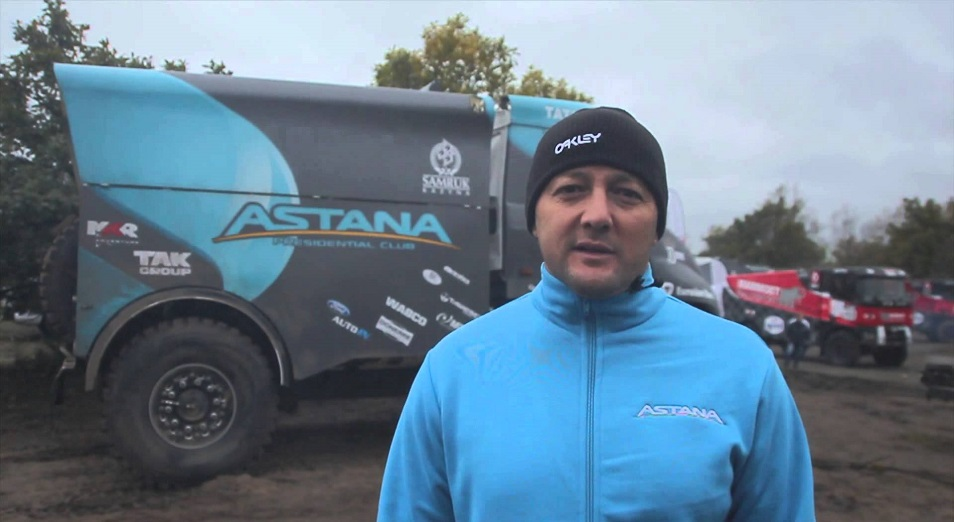 Казахстанцы попробуют плов от Ардавичуса