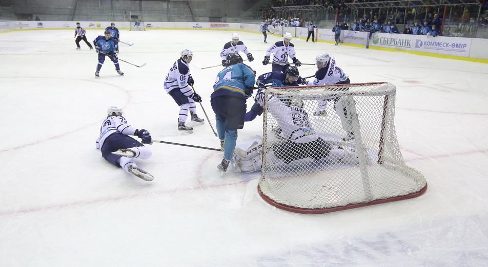 """""""Торпедо"""" и """"Сарыарка"""" остались без своего льда, Хоккей,Торпедо,Сарыарка,Братина,плей-офф,ВХЛ"""
