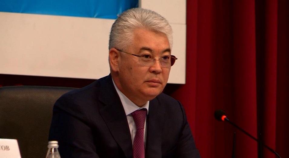 Бейбут Атамкулов рассказал о штате и планах своего министерства