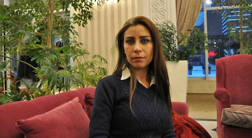 Яра Салех: «Война в Сирии началась после того, как у нас нашли месторождения газа»