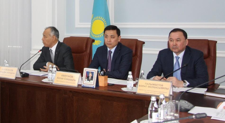 Алтай Кульгинов: «Снижение коррупционных рисков – работа непростая»