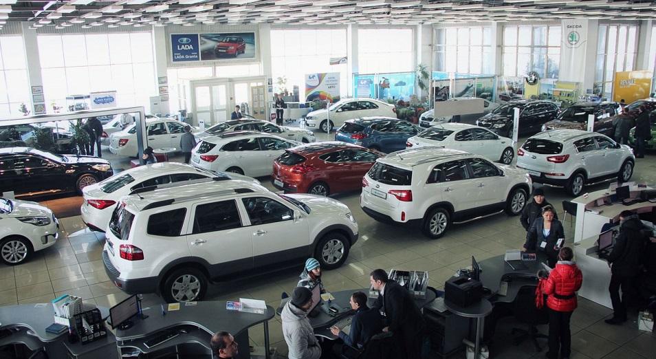 Кредитование и господдержка не являются импульсом к росту покупок авто