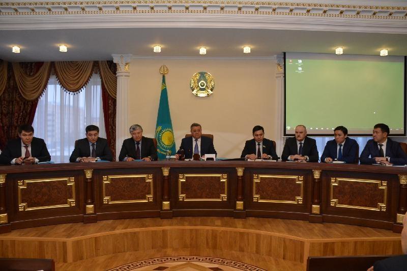 Три заместителя акима назначены в Акмолинской области