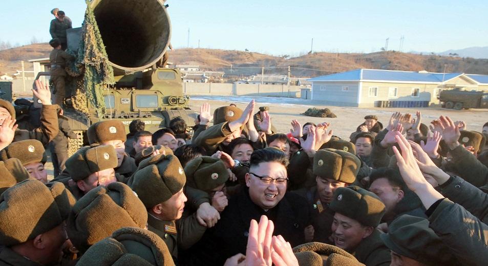 Северная Корея заявила о готовности к ядерной войне