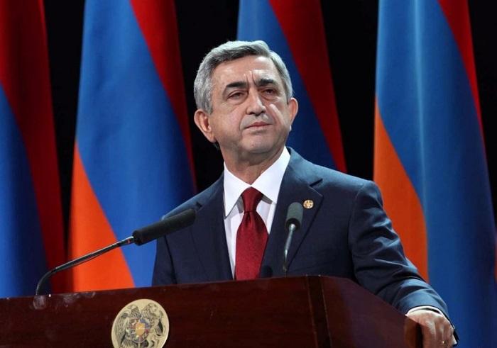 Серж Саргсян: «Да, власти Армении несовершенны»