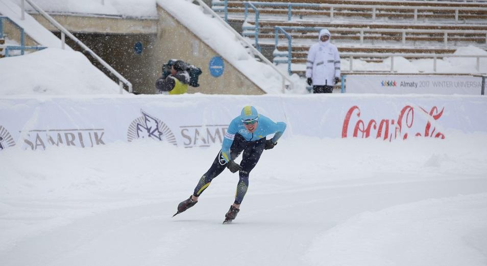Креч остался без медали Универсиады на своей коронной дистанции