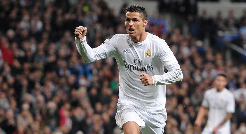 The Best FIFA: дубль Роналду