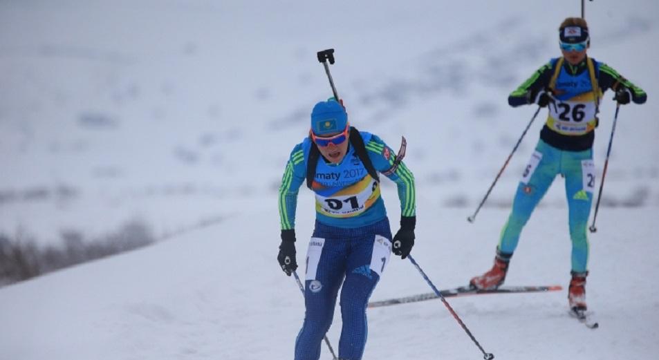 Женский биатлон – самый казахстанский вид спорта Универсиады