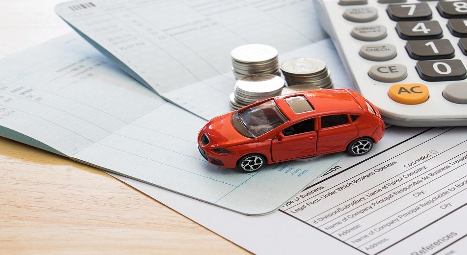За месяц автолюбители РК отдали страховщикам по ОГПО более 4 млрд тг