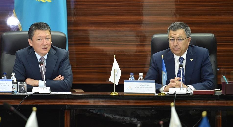 Тимур Кулибаев: «Нам очень нужна обратная связь с регионами»