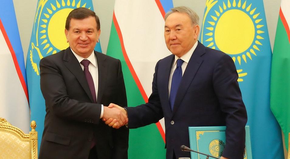 «Новое руководство Узбекистана полностью открыло все возможности для торговли» , Казахстан,Узбекистан,Президент РК,Астана,Шавкат Мирзиеев,Ташкент