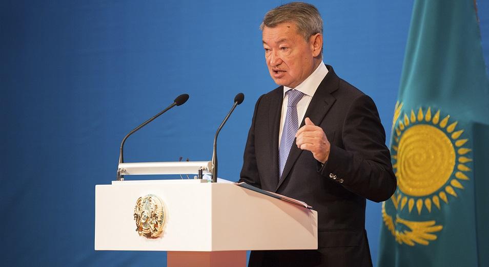 Даниал Ахметов: «Проработаем крайне важный для нас и не менее важный для Китая вопрос»