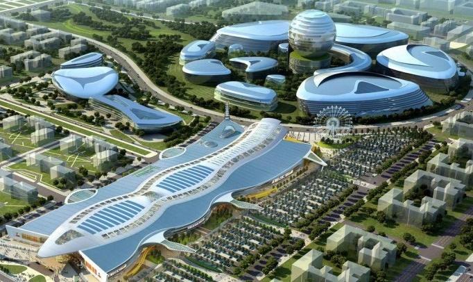 Финцентру «Астана» передадут 20 объектов выставки ЭКСПО
