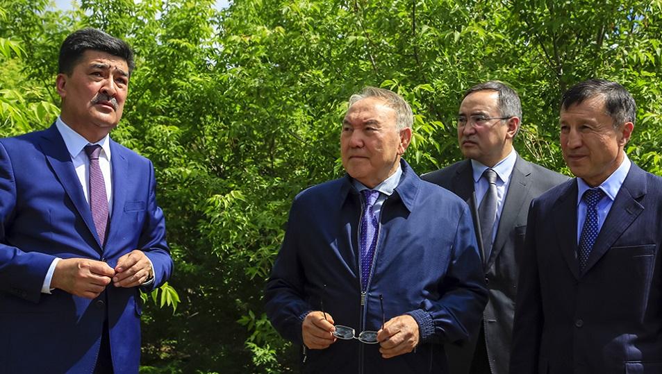 Нурсултан Назарбаев: «Невозможное можно сделать возможным»