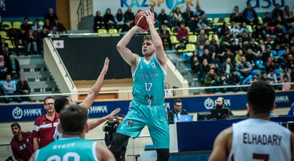Казахстан отсек Катар в отборе ЧМ по баскетболу