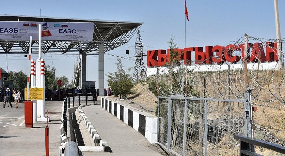 Казахстан откроет границы для нового главы Кыргызстана