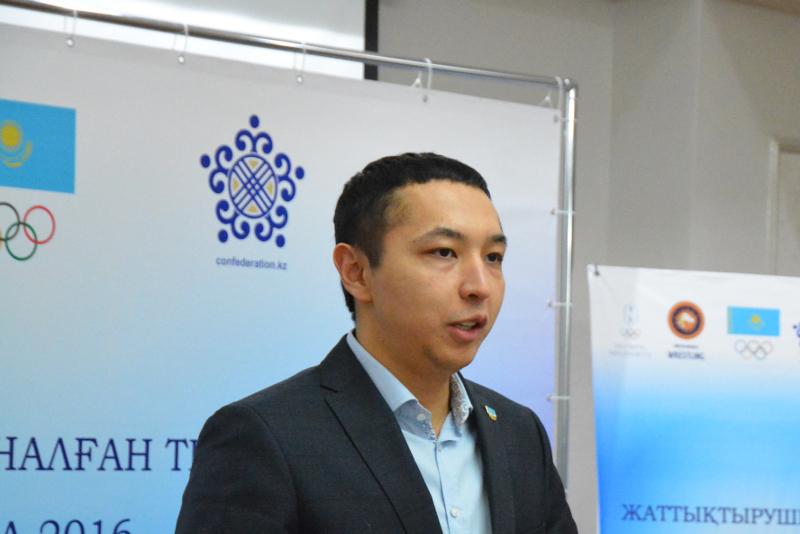 Назначен новый гендиректор национального олимпийского комитета РК