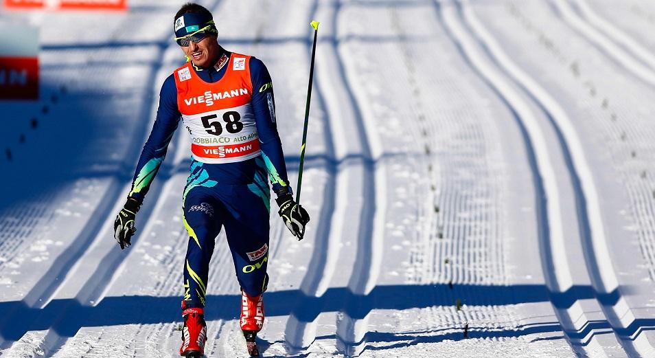 Полторанин взял бронзу на КМ по лыжным гонкам
