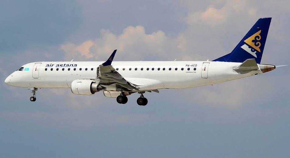 Экипаж действовал неправильно, Air Astana , МИР РК, Самолет , Алматы