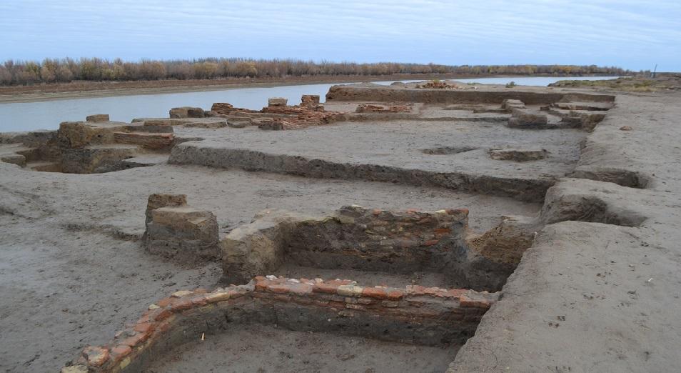 Жеті хан дамыл тапқан жер,  Атырау облысы , көне Сарайшық, археология, аспанасты музей