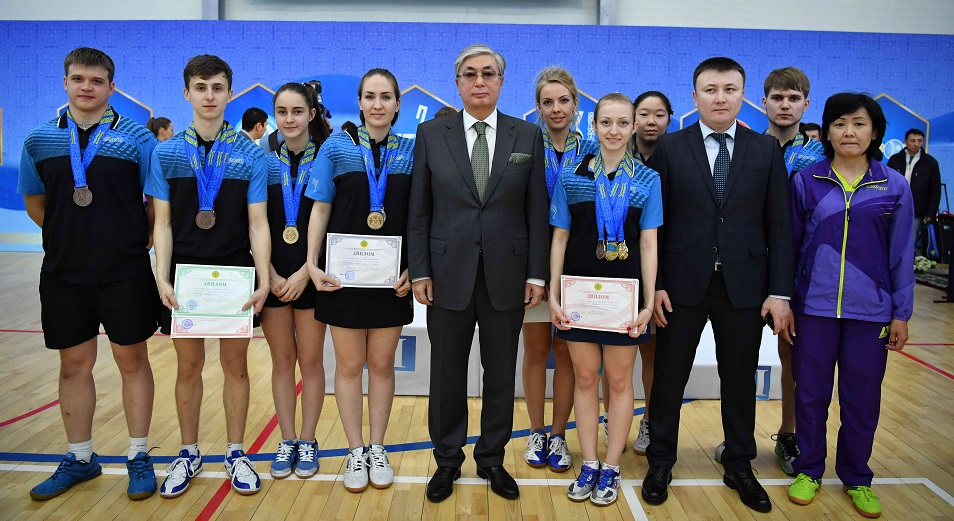 Токаев: «Гранд-финал в Казахстане – это большой успех»