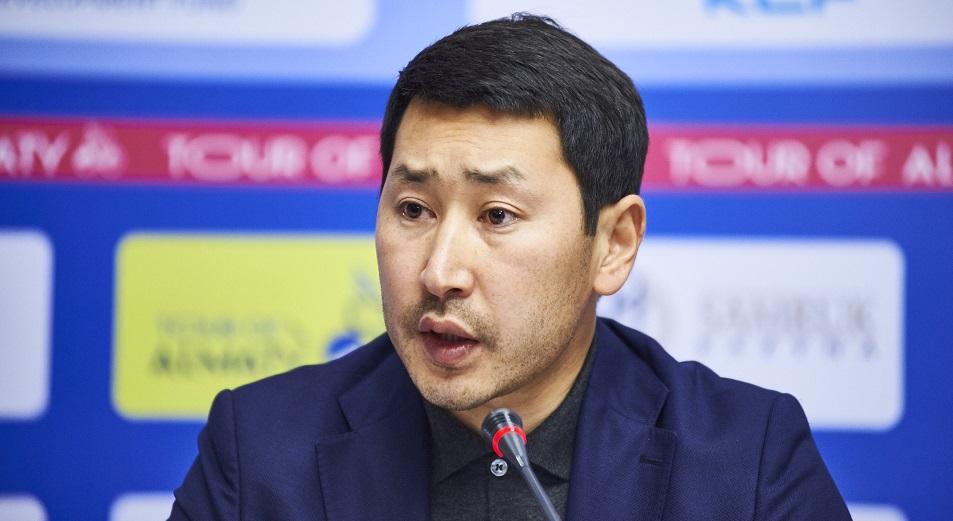 Кульчиков: «Отказаться от «Астаны» – поставить крест на баскетболе в Казахстане»
