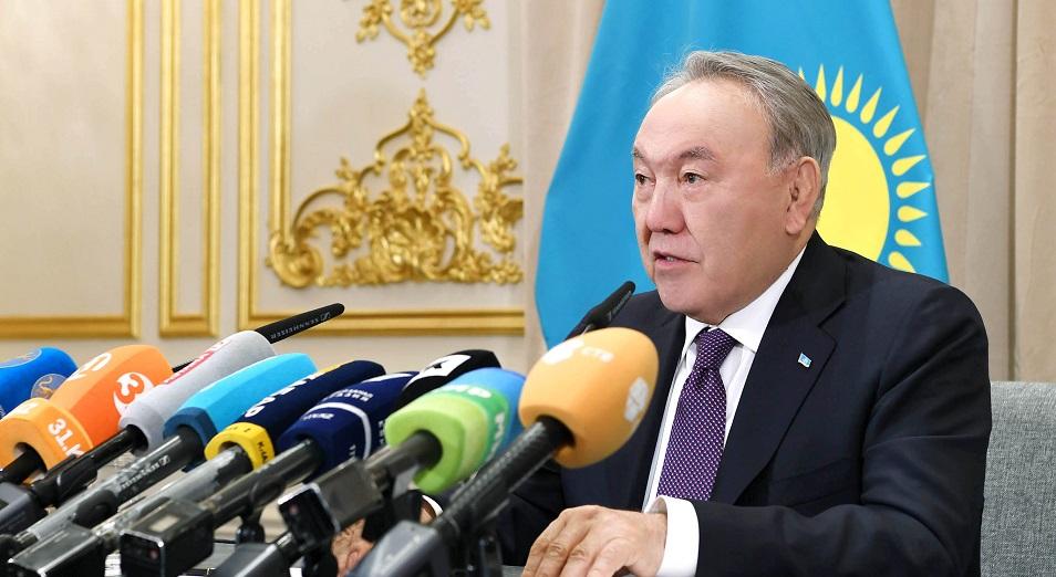 Нурсултан Назарбаев: «Если бы мы были ядерной державой, мы сейчас были бы похожи на Северную Корею»