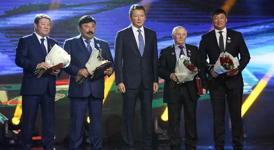 Национальная спортивная премия: новый формат – новые имена