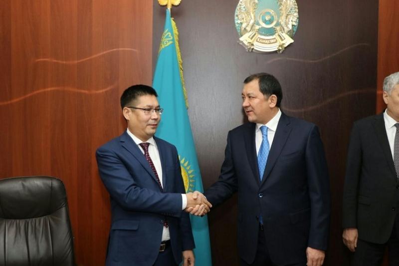 Новый руководитель образования назначен в Атырауской области