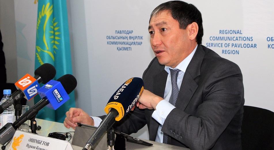 ПНХЗ скорректировал бюджет Павлодара, ПНХЗ, Павлодар, бюджет, Нуржан Ашимбетов