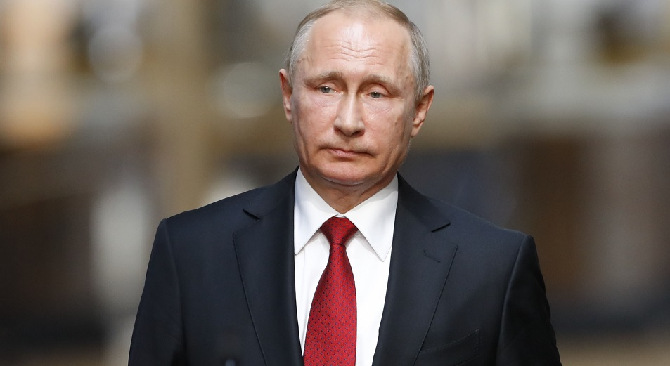 Кремль опубликовал обращение Путина к главам ЕАЭС
