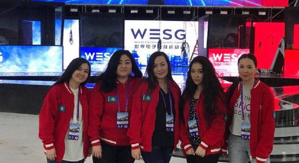 Команда K23 female о WESG: «Мы еще вернемся за победой»