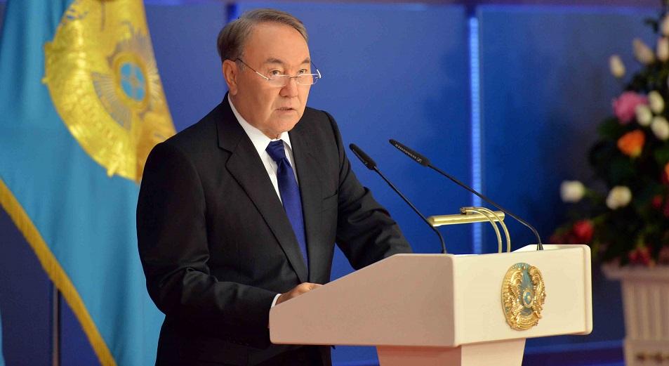 Назарбаев об успехе «Астаны»: «Это радость миллионов казахстанцев»