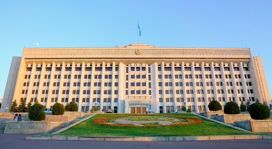 Алматинский акимат присматривает себе подрядчиков