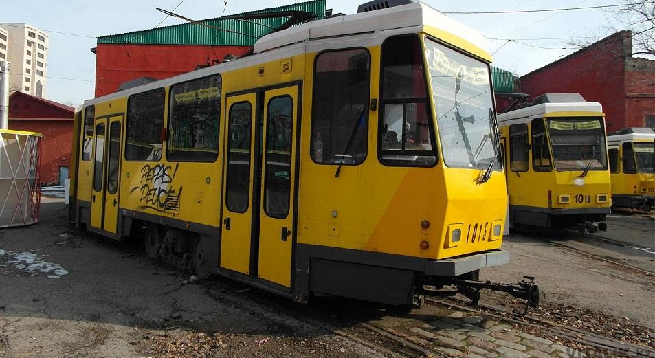 Но на Иртыш ушли последние трамваи