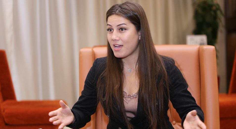 Шарипова: «Хочу прославлять Казахстан, как Головкин»