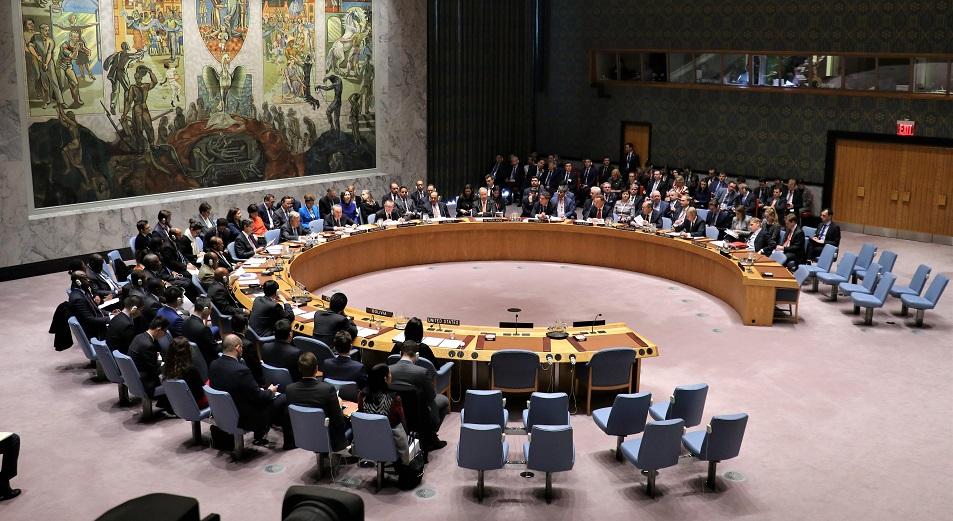 Предложения Казахстана поддержаны мировым сообществом, ООН, Кайрат Умаров, Нурсултан Назарбаев