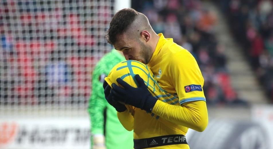 «Астана» в плей-офф без Стойлова?