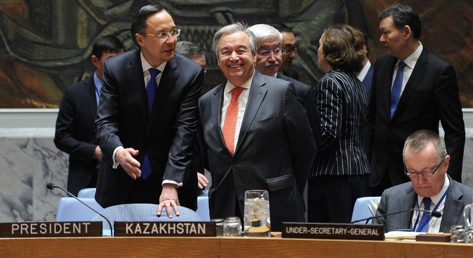 Совбез ООН: в фокусе Афганистан